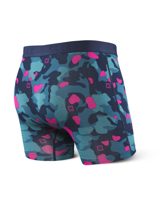SAXX Vibe boxer keep a breast